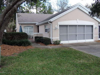 Oak Run Single Family Home For Sale: 7875 SW 115th Loop