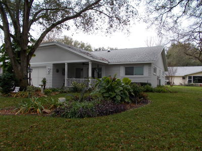 Ocala Single Family Home For Sale: 8874 SW 95 Street #F
