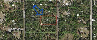 Citrus County Residential Lots & Land For Sale: 8470 N Elmtree Avenue
