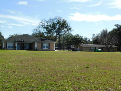 Ocala Farm For Sale: 9281 W Anthony Road