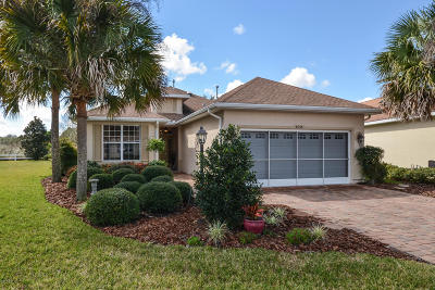 Ocala Single Family Home For Sale: 8658 SW 88th Place