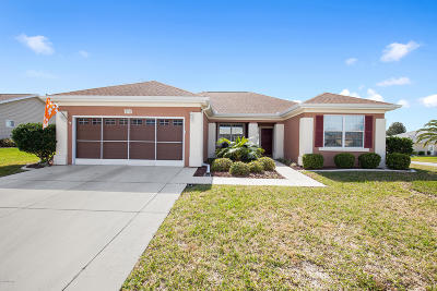Spruce Creek Gc Single Family Home For Sale: 9032 SE 135th Lane