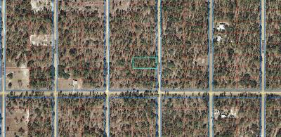 Rainbow Lake Es Residential Lots & Land For Sale: Lot 12 SE 135th Ct