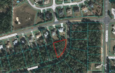 Kingsland Cntry Residential Lots & Land For Sale: SW 106th Street