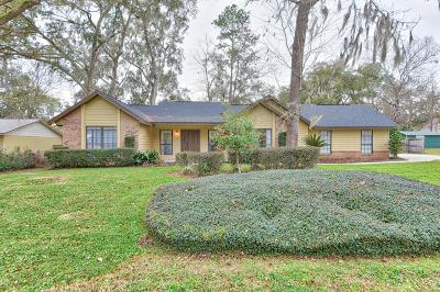 Ocala Single Family Home For Sale: 4084 SE 23rd Avenue