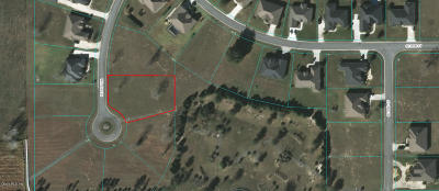 Belleview Residential Lots & Land For Sale: SE 61 Terrace, Lot 12