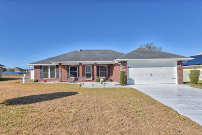 Ocala Single Family Home For Sale: 9782 SW 57th Avenue