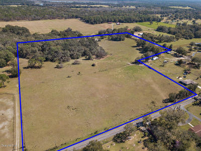 Anthony Residential Lots & Land For Sale: 4825 NE 105th Place