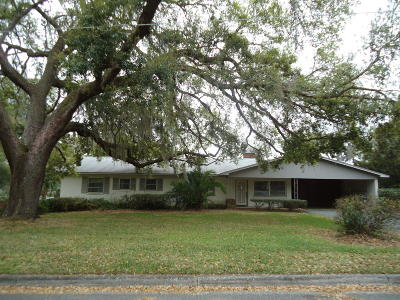 Ocala Single Family Home For Sale: 1342 SE 15th Street
