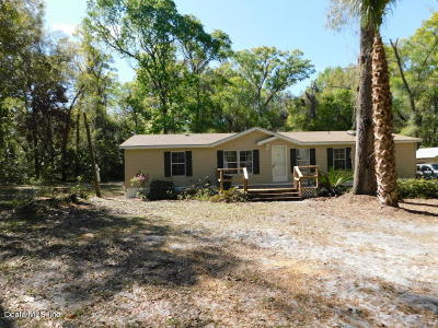 Marion County Rental For Rent: 13050 NE 44th Court