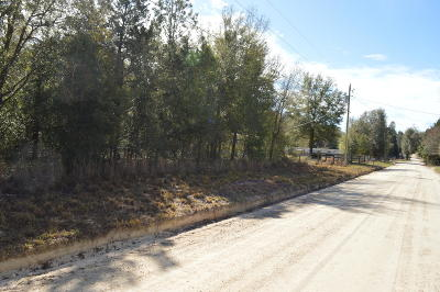 Residential Lots & Land For Sale: NE 139th Terrace