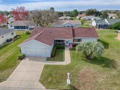 Summerfield Single Family Home For Sale: 13710 SE SE 88 Ave Avenue