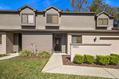 Marion County Condo/Townhouse For Sale: 2031 SE 37th Court Circle Circle