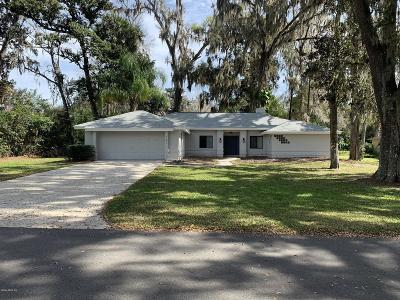 Ocala Single Family Home For Sale: 721 SE 15th Avenue