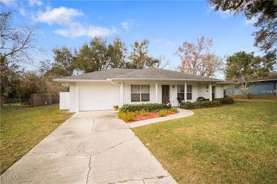 Belleview Single Family Home For Sale: 12236 E SE 96th Terrace