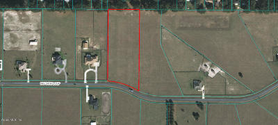 Ocala Residential Lots & Land For Sale: NW 54 Loop