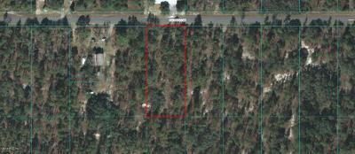 Rainbow Lake Es Residential Lots & Land For Sale: SW Mango Lane