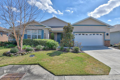 Ocala FL Single Family Home For Sale: $329,900