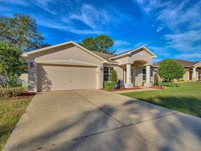 Ocala FL Single Family Home For Sale: $194,500