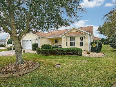 The Villages Single Family Home For Sale: 3194 Williams Road
