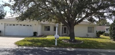 Dunnellon Single Family Home For Sale: 11676 SW 137 Loop