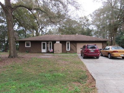 Ocala Single Family Home For Sale: 4141 NE 20th Avenue