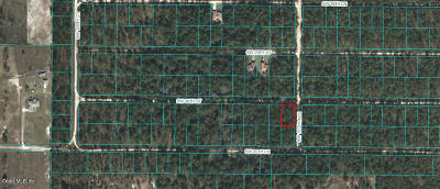 Ocala Residential Lots & Land For Sale: SW 157th Avenue