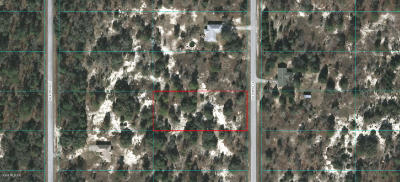 Dunnellon FL Residential Lots & Land For Sale: $4,900