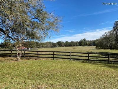 Williston Farm For Sale: 16805 NW Highway 335