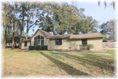 Ocala Single Family Home For Sale: 4155 SE 23 Terrace