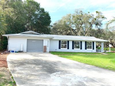 Ocala Single Family Home For Sale: 11 Emerald Run