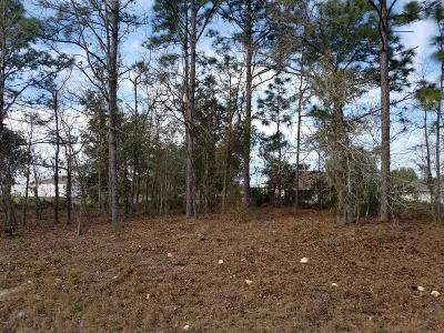 Ocala Residential Lots & Land For Sale: SW 130th Lane Road