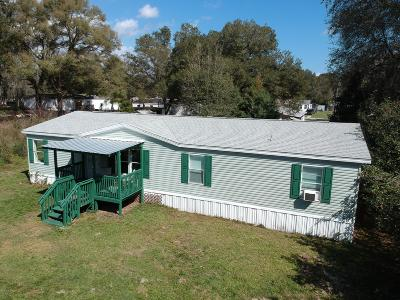 Summerfield Mobile/Manufactured For Sale: 16761 SE 102nd Avenue Road