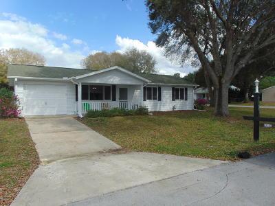 Oak Run Single Family Home For Sale: 9163 SW 109th Lane
