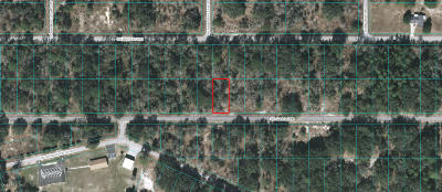 Rainbow Lake Es Residential Lots & Land For Sale: SW Sailboat Drive
