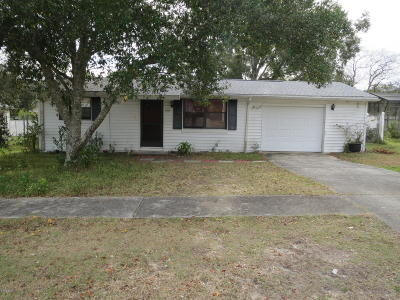 Ocala Single Family Home For Sale: 3900 SW 147 Street