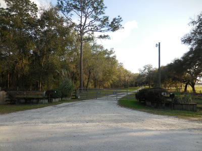 Williston FL Residential Lots & Land For Sale: $175,000