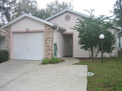 Ocala Condo/Townhouse For Sale: 2313 NE 40th Avenue