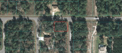 Ocklawaha FL Residential Lots & Land For Sale: $6,900