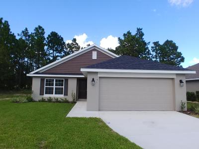 Ocala FL Single Family Home For Sale: $170,350