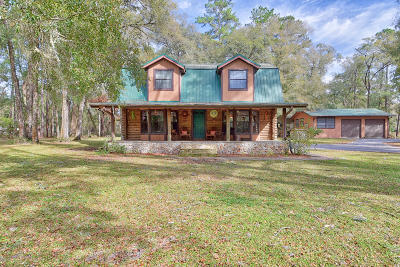 Ocala Single Family Home For Sale: 635 NW 125th Avenue