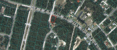 Ocala Residential Lots & Land For Sale: SW Marion Oaks Manor
