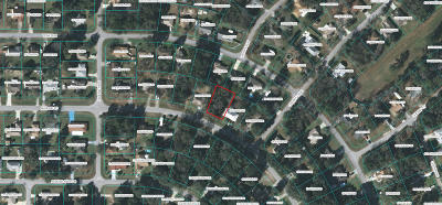 Ocala Residential Lots & Land For Sale: Almond Road