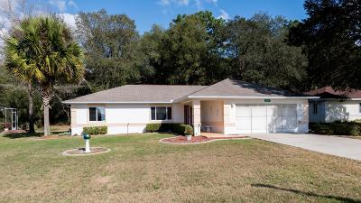 Ocala FL Single Family Home For Sale: $125,000
