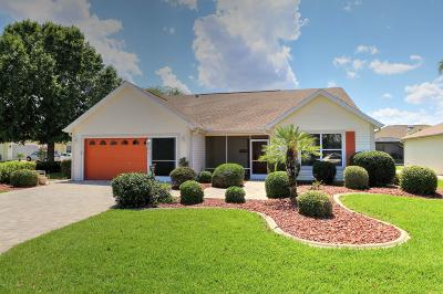 The Villages Single Family Home For Sale: 1214 Augustine Drive