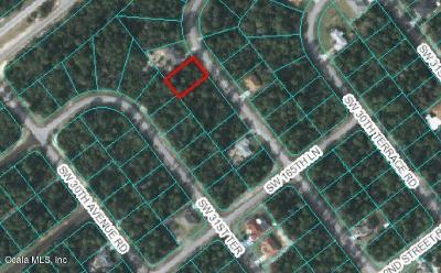 Ocala Residential Lots & Land For Sale: SW 31st Circle