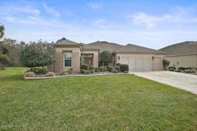 Spruce Creek Gc Single Family Home For Sale: 9249 SE 120th Loop