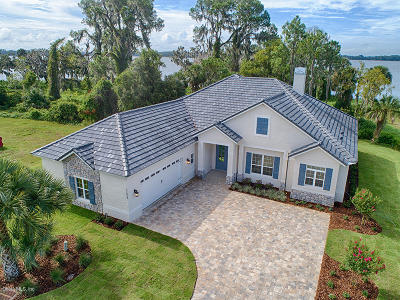 Lake County, Sumter County Single Family Home For Sale: 1050 Juliette Boulevard