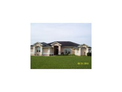 Belleview FL Single Family Home For Sale: $259,000