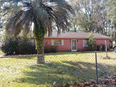 Ocala Single Family Home For Sale: 1246 NE 22 Street